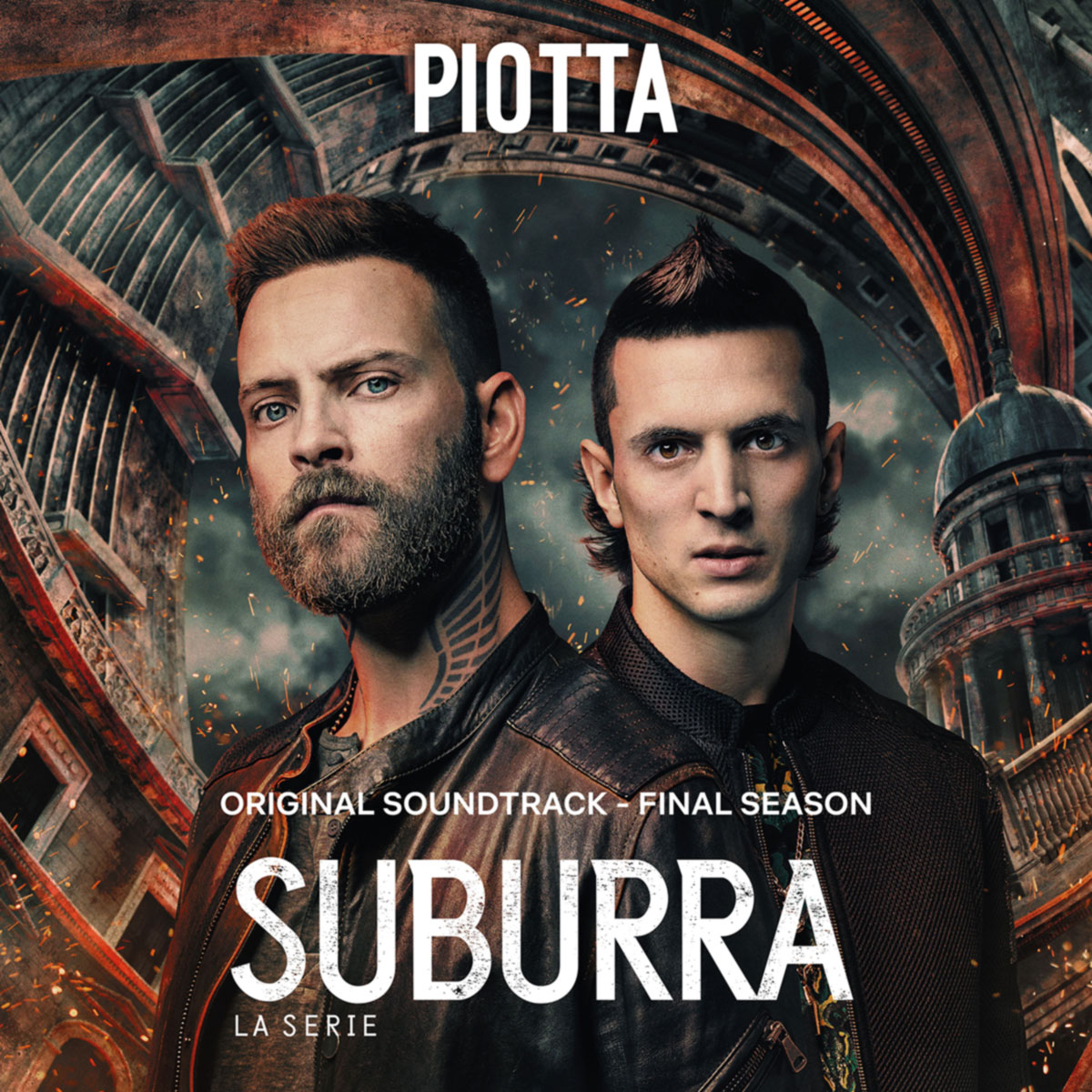 SUBURRA – FINAL SEASON – ORIGINAL SOUNDTRACK